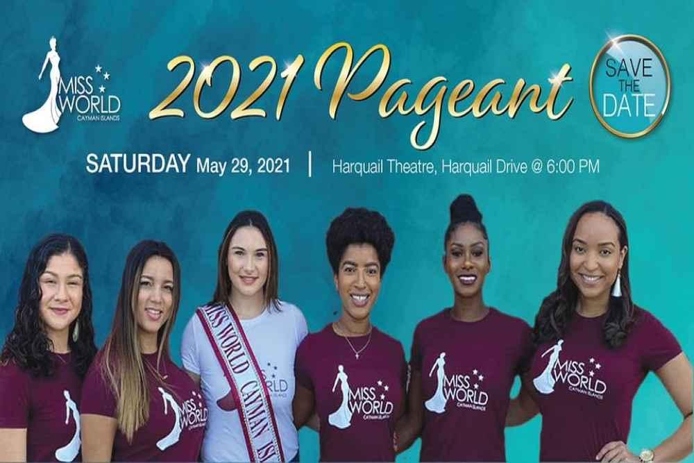 Miss World Cayman Islands 2021 Pageant