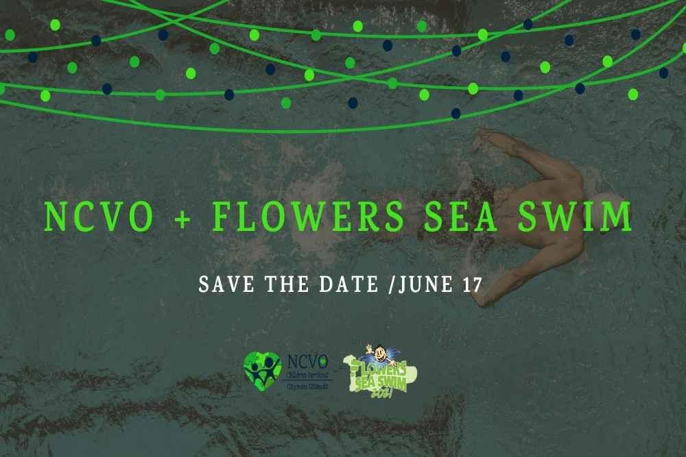 NCVO Diamond Gala Dinner, Flowers Sea Swim