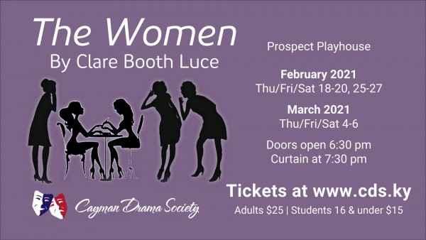 The Women, Cayman Drama Society