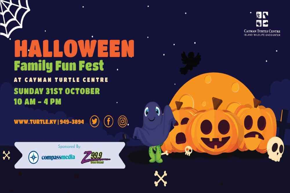 Halloween Family Fun Fest at Cayman Turtle Centre