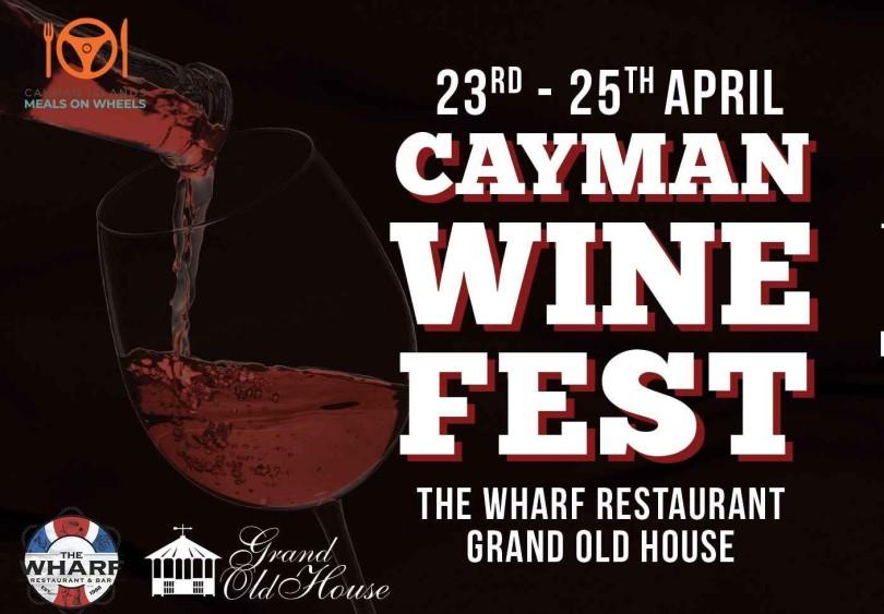 Cayman Wine Festival